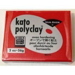 Kato Polyclay Rosso piccolo