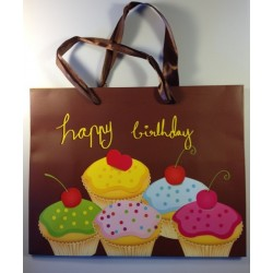 Busta Cupcakes Happy Birthday