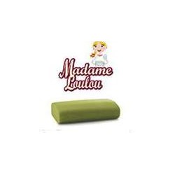 1 kg pasta di zucchero da copertura Madame Loulou verde