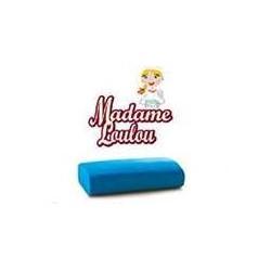 1 kg pasta di zucchero da copertura Madame Loulou azzurra