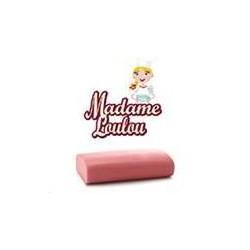 1 kg pasta di zucchero da copertura Madame Loulou rosa