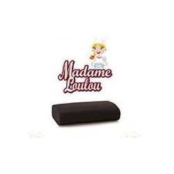 1 kg pasta di zucchero da copertura Madame Loulou nera