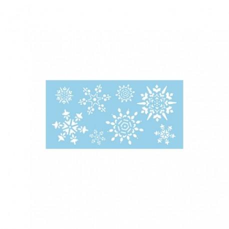 Stencil Fiocchi di neve