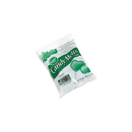 Candy Melt Wilton 340 gr verde