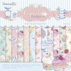 Carta Scrap Cupcake Boutique 36 fg