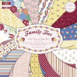 Carta Scrap Family Ties 48 fg