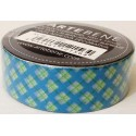 Washi tape Rombi Blu/Verde