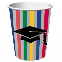 Bicchieri Graduation Stripes
